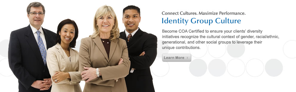 TMC COA Identity Group Level of Culture