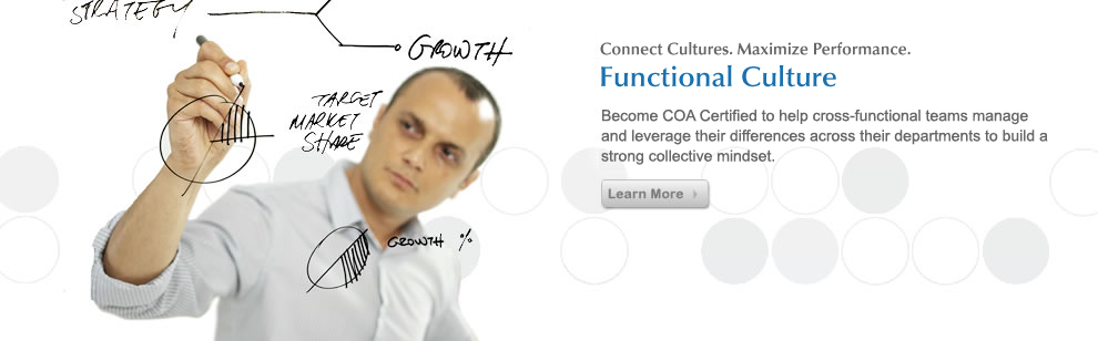 TMC COA Functional Level of Culture